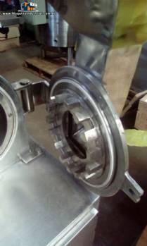 Moinho de disco universal em aço inox