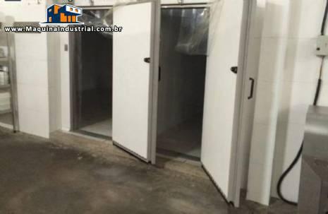 Câmara frigorifica de resfriamento São Rafael