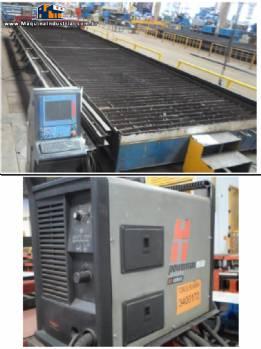 Máquina de corte plasma Primartec
