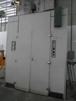 Secador industrial para massas fabricante Saima
