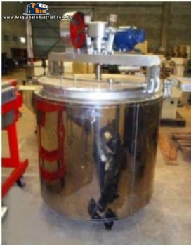 Reator para Cremes e Pomadas - J